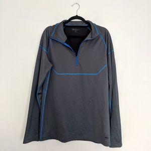 REI Quarter-Zip Pullover / L